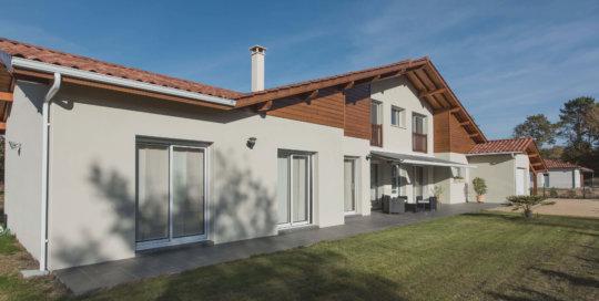 Maison à Sainte-Eulalie-en-Born