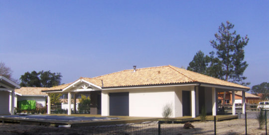 Maison à Moliets