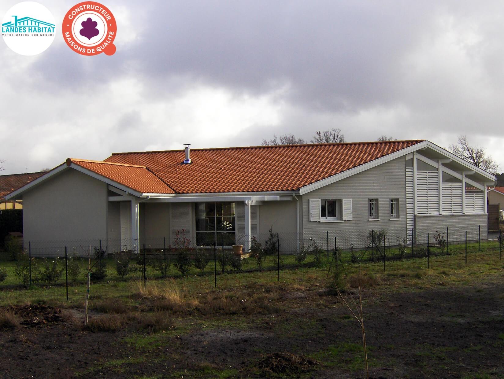 Constructeur de maison landes ventana blog for Constructeur maison landes